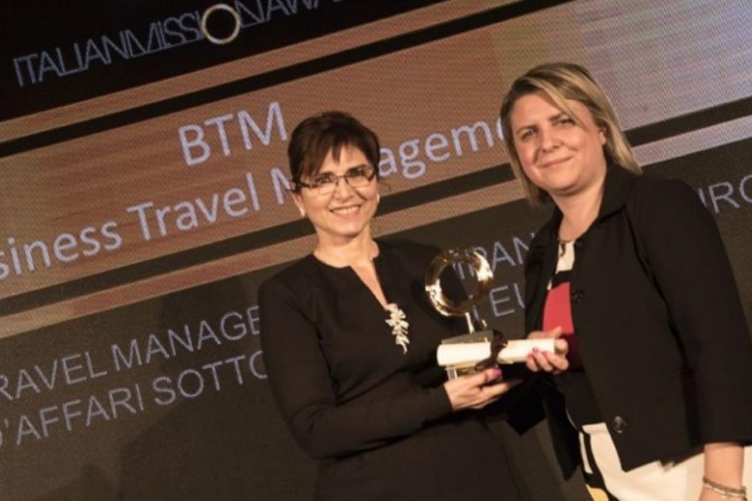 BTM vince il premio IMA – Italian Mission Awards 2015