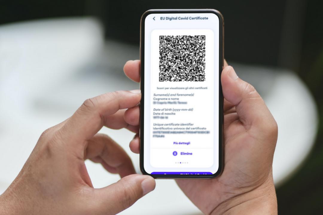 Cos'è e come funziona la certificazione EU digital Covid Certificate